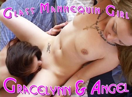 cuntmunching teens Angel Cakes and Gracelynn Moans